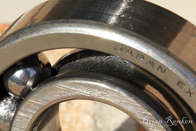 bearing damage